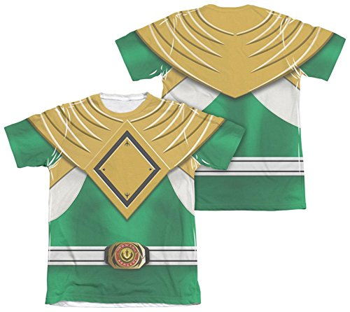 XYHJS - Men's T-shirt Green Ranger