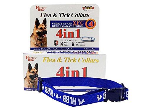 Pengmma Pet Kill Flea Eggs Mosquitoes Tick Collar (Large Dog) 1