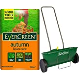 Autumn Lawn Care & EverGreen Easy Spreader