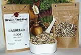 Racine de Pissenlit (Radix Taraxaci - Taraxacum officinalae) 50g Health Embassy / Dandelion Root 50g Health Embassy - 100% Natural