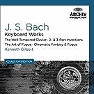 Collector's Ed: J.S.Bach - Keyboard Works [10 CD] by Trevor Pinnock (2015-05-04)