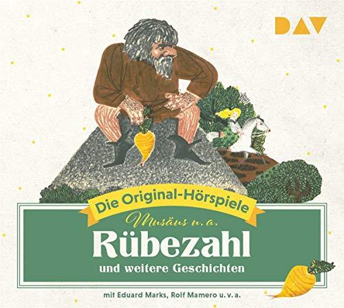 Rübezahl und weitere Geschichten: Die Original-Hörspiele (1 CD)