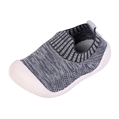 Kostüm Hallo Kitty Babys - Likecrazy Infant Baby Mädchen Jungen Sport Sneakers Turnschuhe Atmungsaktiv Fliegendes Weben Schuhe Einzelne Schuhe mit Weiche Sohle Lauflernschuhe Hausschuhe