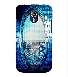 PrintDhaba Beer D-4865 Back Case Cover for MICROMAX A116 CANVAS HD (Multi-Coloured)