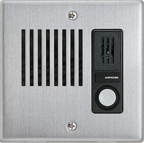 Aiphone LE-DA FLUSH AUDIO DOOR STATION by Aiphone Aiphone Audio