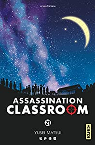 Assassination Classroom Edition simple Tome 21