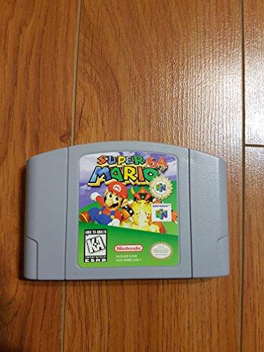 Super Mario 64 (Nintendo 64 Super Mario Spiel)