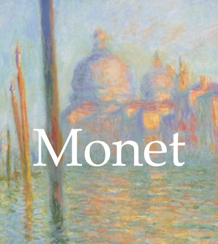 Monet (Mega Square) (English Edition)