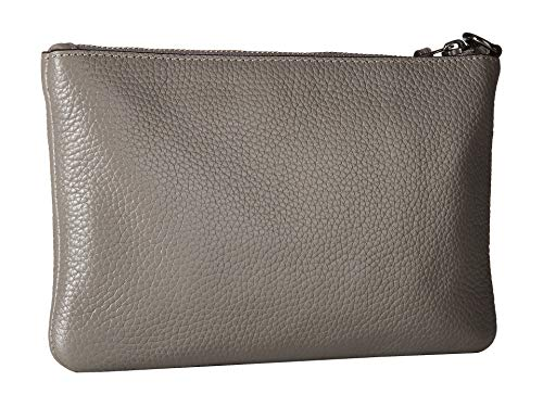 COACH Women's Small Wristlet gray Size: One size