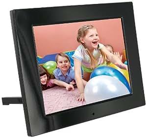 Telefunken  Digitaler Bilderrahmen (20,3 cm (8 Zoll) Display, LED-Hintergrundbeleuchtung ) schwarz