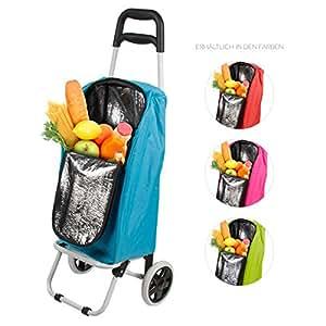 cabas de courses avec roulettes peut contenir 25 litres chariot provisions pour denr es. Black Bedroom Furniture Sets. Home Design Ideas