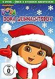 Dora - Dora Weihnachtsbox [3 DVDs]
