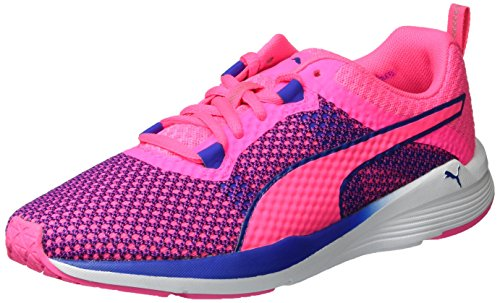 Puma Pulse Ignite XT Wn's, Chaussures de Fitness Femme Rose (Knockout Pink-true Blue-puma White 02)