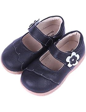 [Sponsorizzato]KVbaby Scarpe per Bambine Ballerine Mary Jane Partito Scarpe Ragazze Basse Principessa Sandali