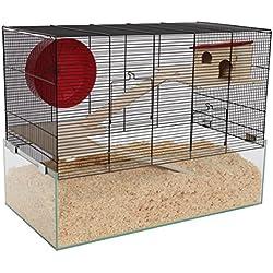Mäuse- & Hamsterheim - Kleintierkäfig MINNESOTA