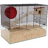 [Gesponsert]Mäuse- & Hamsterheim - Kleintierkäfig MINNESOTA
