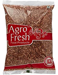 Agro Fresh Red Raw Rice, 1kg