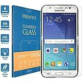PREMYO cristal templado Galaxy J5. Protector cristal templado Samsung J5 con una dureza de 9H, bordes redondeados a 2,5D. Protector cristal Samsung Galaxy J5