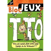Les blocs jeux : Bloc Jeux Toto - Dès 7 ans