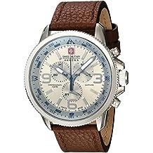 Swiss Military 6-4224.04.030 - Reloj de pulsera hombre, piel, color