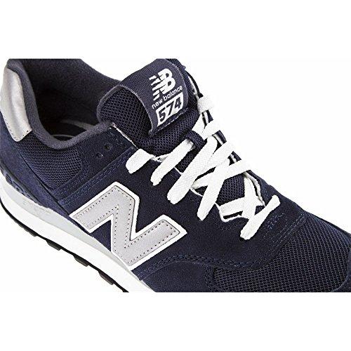 New Balance 574 Core, Gris Chaussures De Sport Pour Hommes