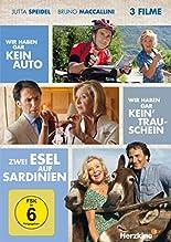 Wir haben gar kein Auto, Wir haben gar kein' Trauschein, Zwei Esel auf Sardinien (3 Filme) [2 DVDs] hier kaufen