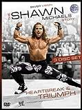 WWE - Shawn Michaels Story - Heartbreak and Triumph [DVD]