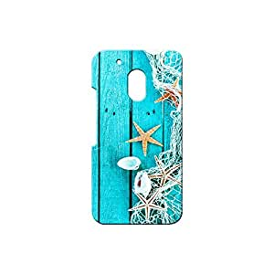 IMPEX Designer Printed Back Case / Back Cover for Motorola Moto G4 Plus (Multicolour)