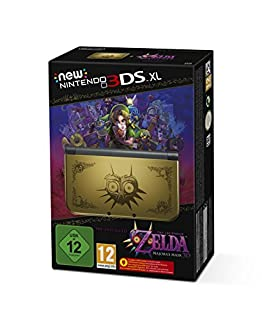 Nintendo neuf 3DS XL console - The Legend of Zelda: Majora's Mask 3D (B00SA2AQG8) | Amazon price tracker / tracking, Amazon price history charts, Amazon price watches, Amazon price drop alerts