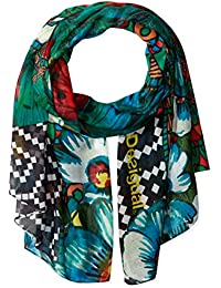 Desigual FOULARD SUNRISE RECTANGLE Schal