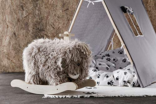 Kids Concept 413761 Schaukelpferd NEO Mammut – Schaukeltier ab 18 Monate - 2