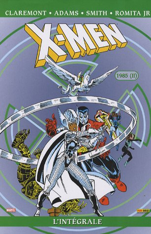 X-Men l'Intégrale : 1985 : Tome 2