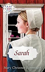 Sarah, New Edition: Ellie's People, Book 7 by Mary Christner Borntrager (2016-02-09)