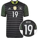 adidas DFB Trikot Away Götze EM 2016 Herren