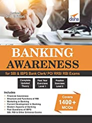 Banking Awareness for SBI & IBPS Bank Clerk/ PO/ RRB/ RBI exams 3rd Edition