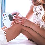 Tria Beauty Hair Removal Laser 4X for Women and Men - At Home Device for Permanent Results on Face and Body - FDA cleared - Fuschia