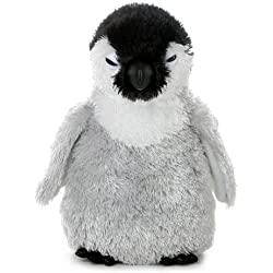 Aurora Flopsie 12764 - Pingüino de peluche (20 cm)