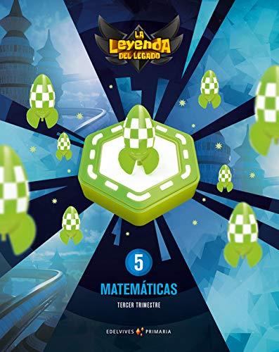 Matemáticas 5º  Trimestres  Generico