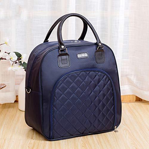 Miles Sail Sport Sporttaschen für Frauen Fitness Training Umhängetasche Weibliche Handtasche Reisetasche Reisetasche Bolsa Deporte Mujer Sporttasche XA104D, Dunkelblau