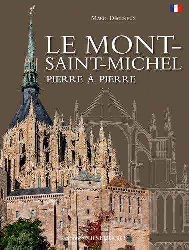 Mont Saint Michel pierre  pierre