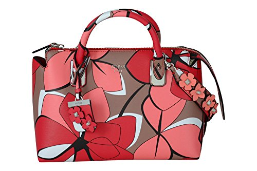 Guess FF662806 Borsa A Mano Donna Ecopelle RED MULTI RED MULTI