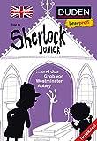 Duden Leseprofi – Sherlock Junior und das Grab von Westminster Abbey, Erstes Englisch (DUDEN Leseprofi 2. Klasse)