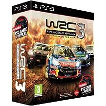 Black Bean WRC 3 Fia World Rally Championship - Juego (PS3, PlayStation 3, Racing, E (para todos), Rueda)