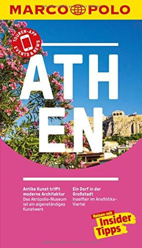 Athen Akropolis (MARCO POLO Reiseführer Athen: Reisen mit Insider-Tipps. Inklusive kostenloser Touren-App & Events&News)
