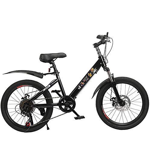 Kinderfahrrad,Mountainbike 7 Gang 21 Gang Kinderfahrrad Doppelscheibenbremse