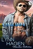 Cowboy Heart [Bear County 2] (Siren Publishing The Lynn Hagen ManLove Collection) (Bear County series)