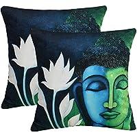 Zap Impex Buda Diseño Velvet Almohada, Fundas de Almohada, sofá Cama & wohnkultur Diseño