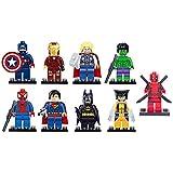LEGO Super Heroes Minifigur: ULTRON 76029 Ironman neuwertig