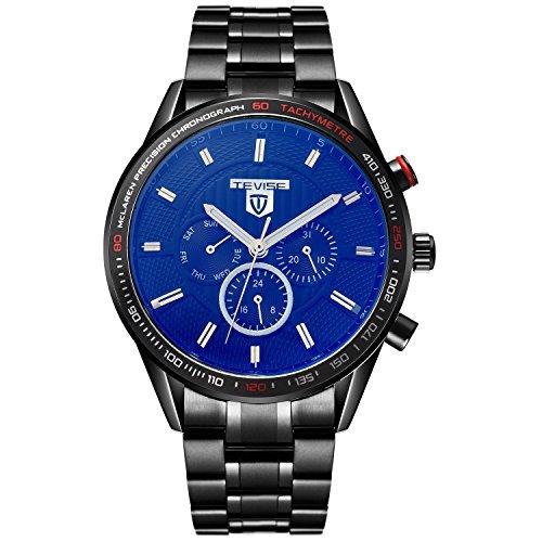BIAOSHOU® Reloj Seis Pines Impermeable Multi-Funcional Automática Mecánica Watch De Men , 1