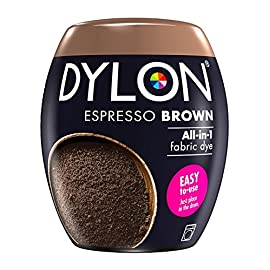 DYLON machine Dye Pod 350g, Espresso Brown
